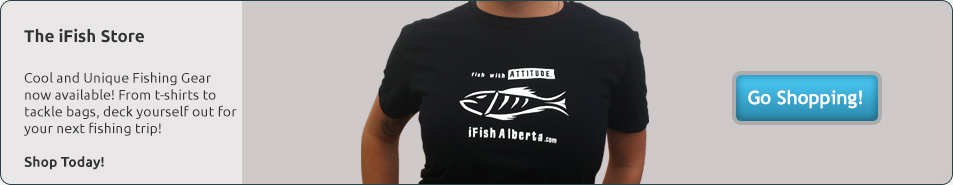 The iFish Store is Now Open - Cool and Unique Fishing Gear